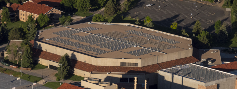 CU Event Center Sustainability