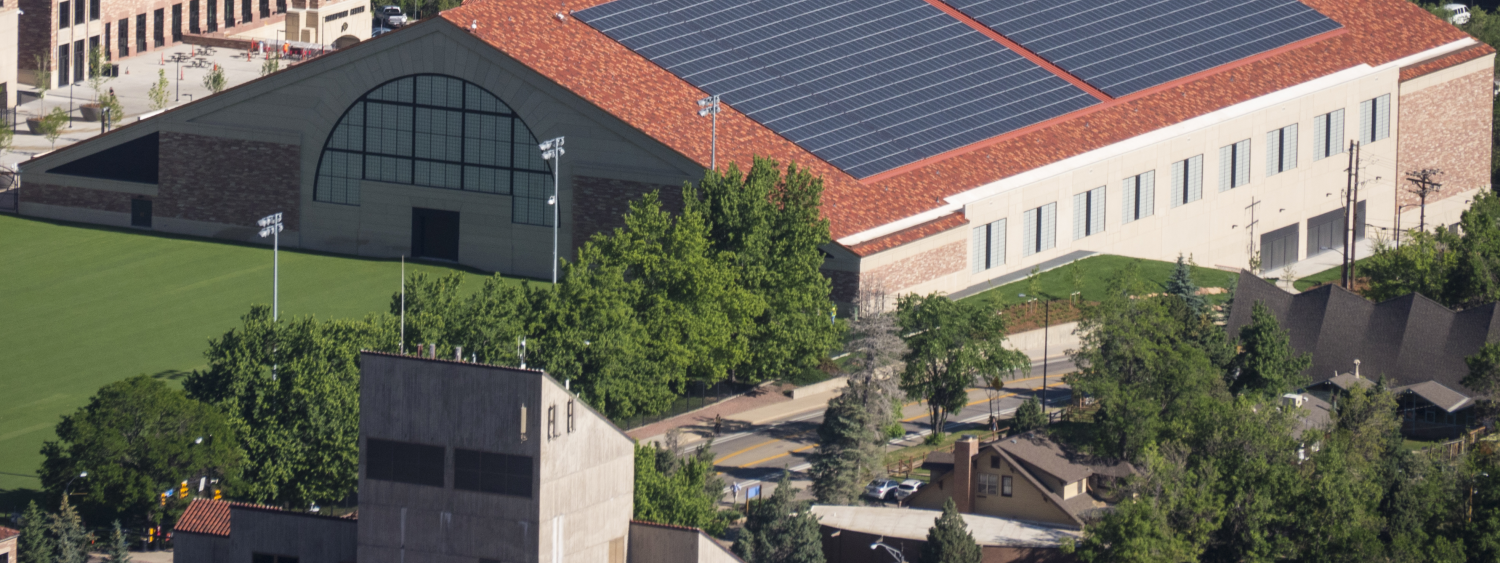 Buffs Practice Facility Sustainability