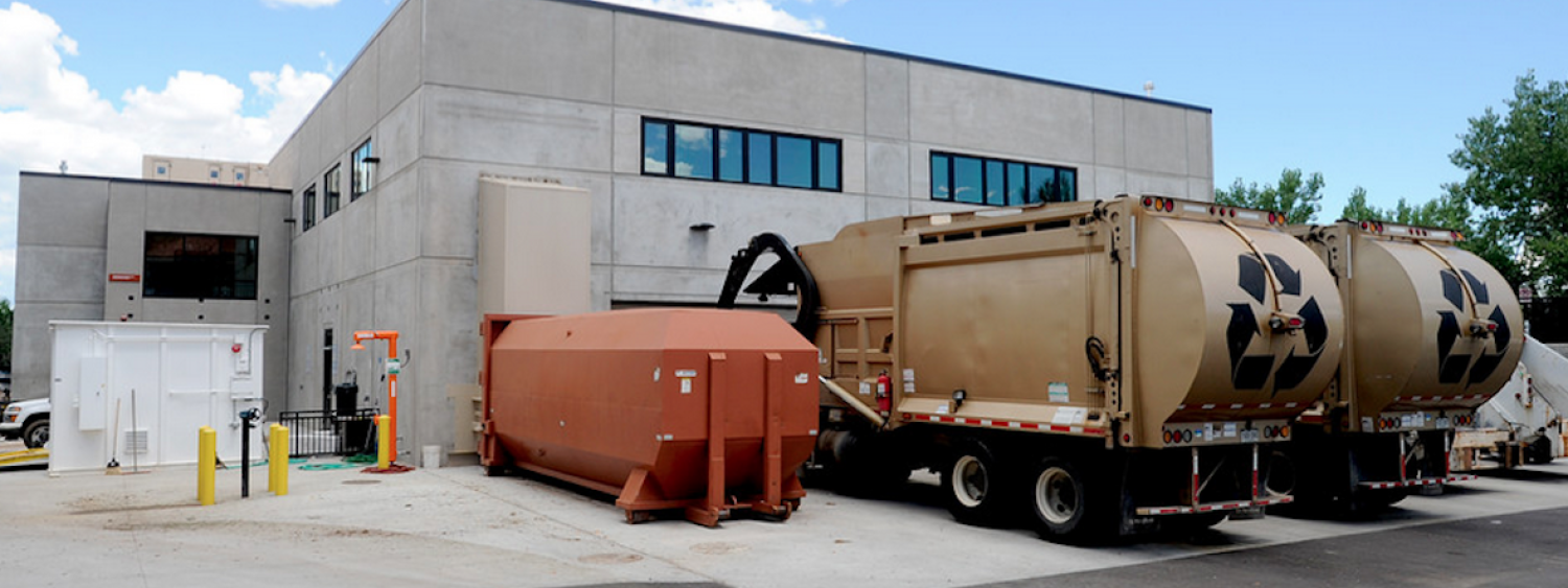 Recycling Operations Center