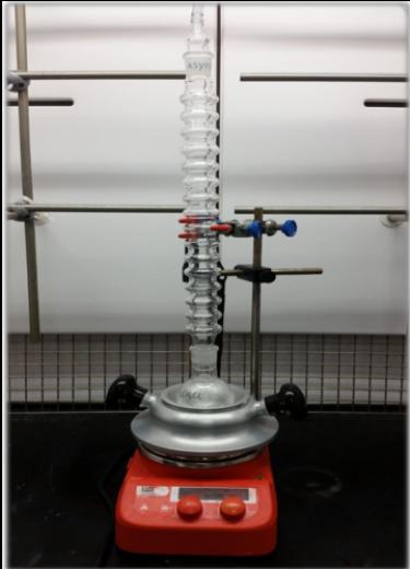 Asynt glass condenser