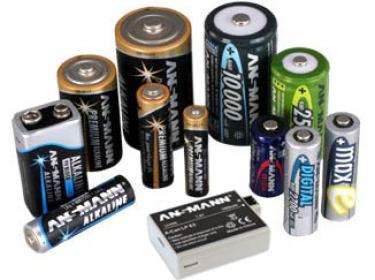 Batteries picture