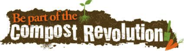 compost revolution sign