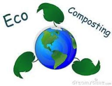 eco composting sign