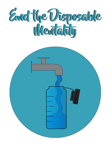 end the disposable mentality