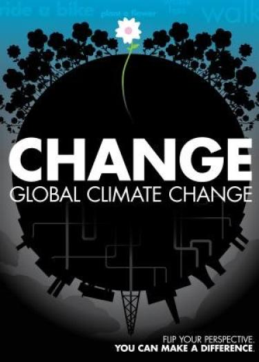 global climate change poster