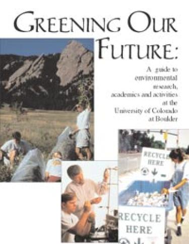 Greening Our Future