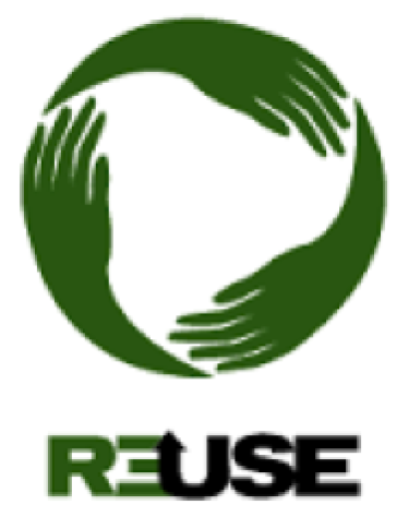 reuse symbol with three hands