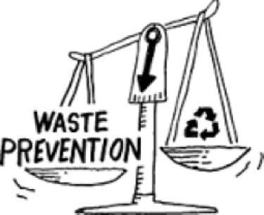 waste prevention scale