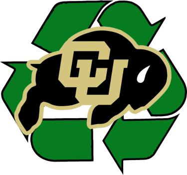 Buffs Recycle Logo