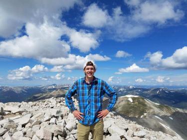 Picture of Hayden Kindschi