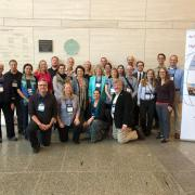 CU Green Labs staff and affiliates at I2SL conference