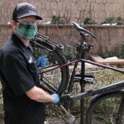 remote bike maintenance