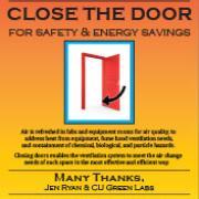 Close the Door Poster