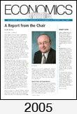 Fall 2005 Newsletter Cover