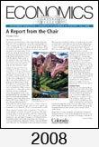 Fall 2008 Newsletter Cover