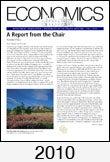 Fall 2010 Newsletter Cover