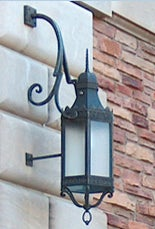 Outside Lamp