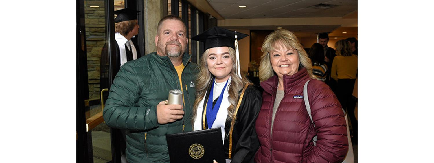 Winter 2019 Commencement