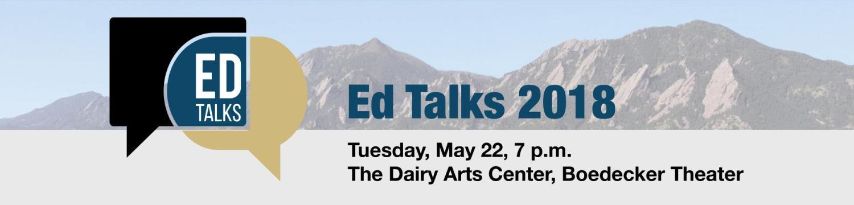 Ed Talk web banner