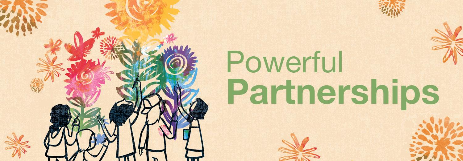 Powerful Partnerships banner