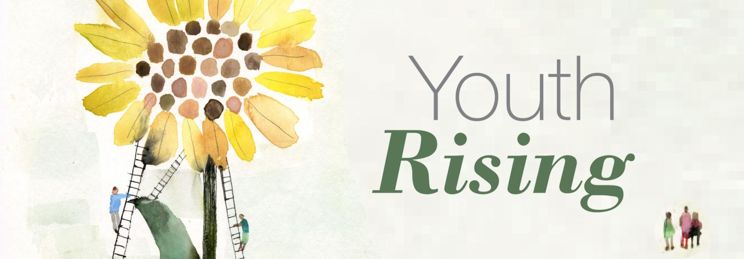 Youth Rising banner