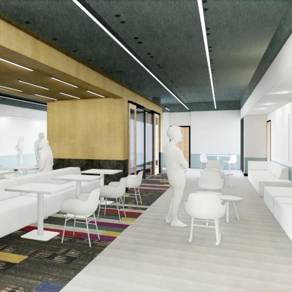 SOE building rendering
