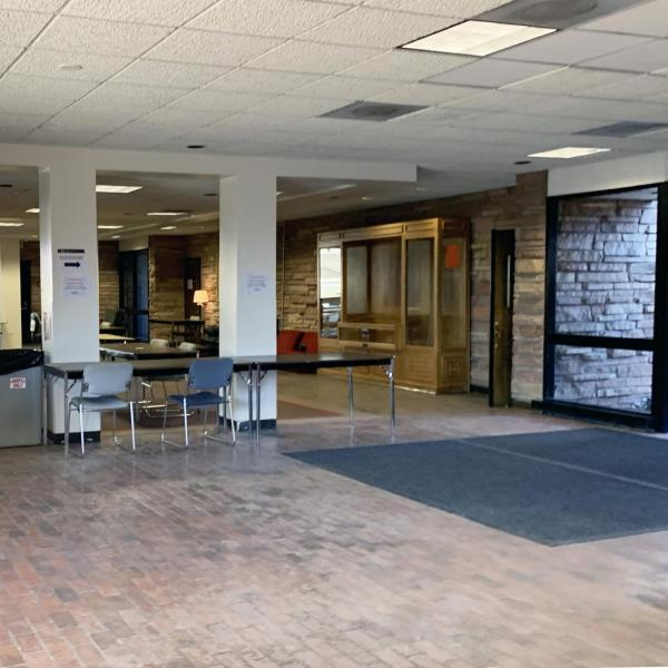 First Floor student area to be renovated