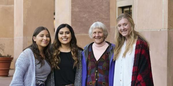 Boulder County Latino History Project interns