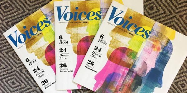 Voices Magazine