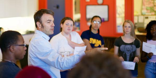 Ben Kirshner Teaching