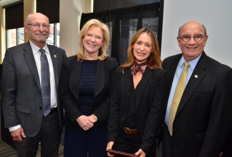 Pilar Prostko outreach award