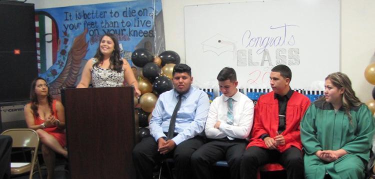 Monica graduation