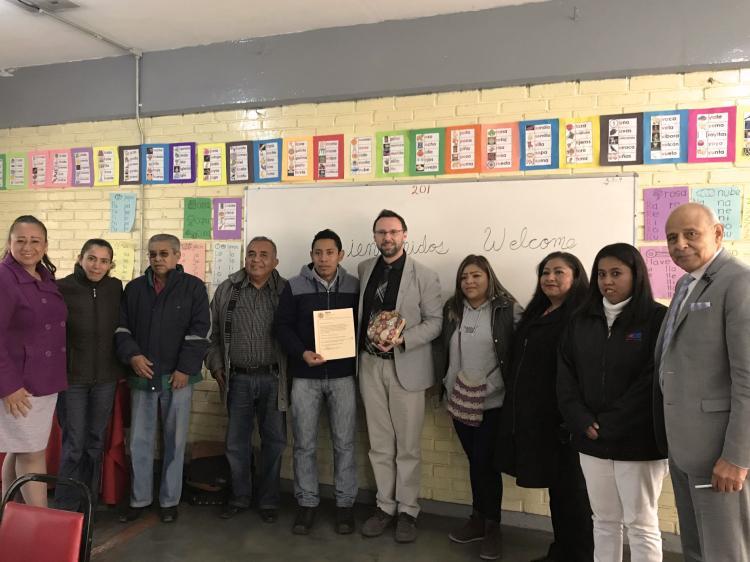Puebla visit