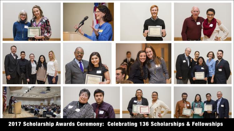 Scholarship Ceremony