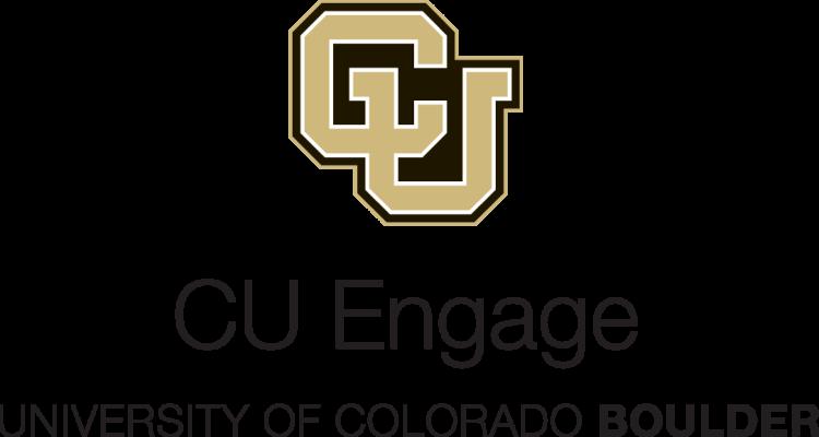 CU Engage. University of Colorado Boulder