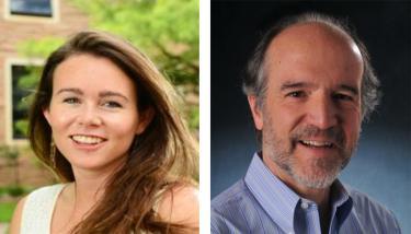 Series directors Kelsey Tayne and Dan Liston