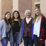 Boulder County Latino History Project interns