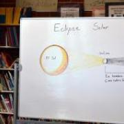 Eclipse drawing