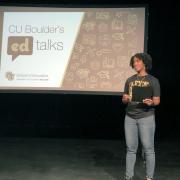 Ed Talks Stephanie Toliver