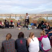 Students at the Salt Lake Center for Science Education