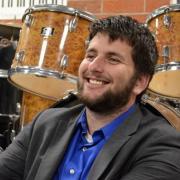 Music education alumnus Ben Pollack