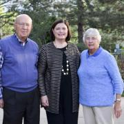 Bob and Judy with Kathy