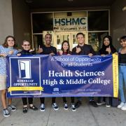 Health Sciences High & Middle College