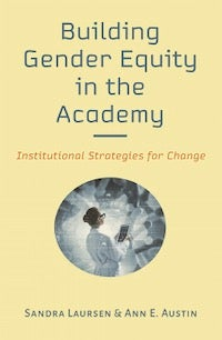 book cover, Building Gender Equity in the Academy