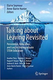 book cover, Talking about Leaving Revisited