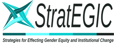 StratEGIC Toolkit logo with turquoise 4-pointed star
