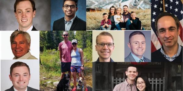 collage of EMP alumni