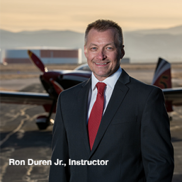 Instructor Ron Duren Jr.