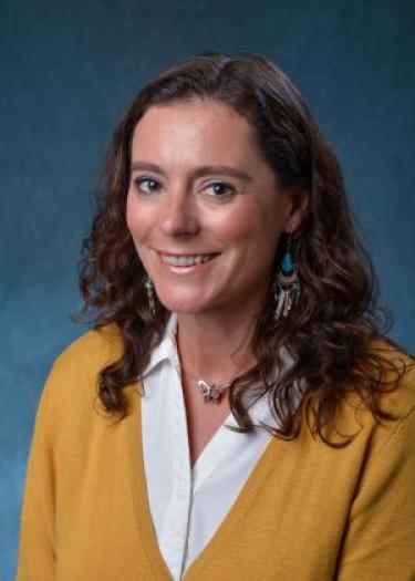 Photo of Claire Colvin