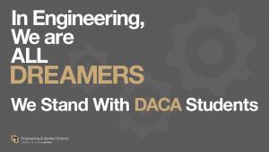 digital screen for DACA